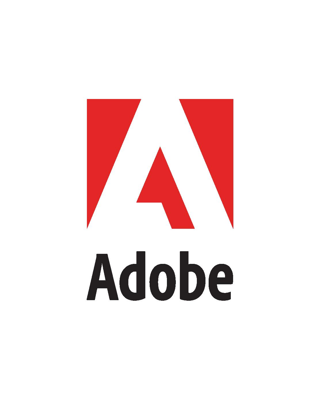 Logo Apoyo Adobe